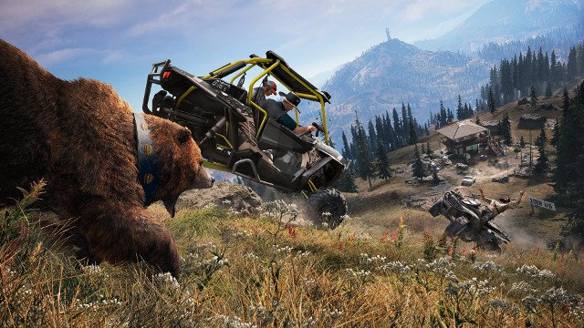 Far cry 5 skunk location where to hunt the skunk for Ps4 hunting and fishing games