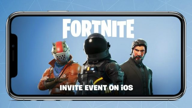 Fortnite Battle Royale is coming to Android