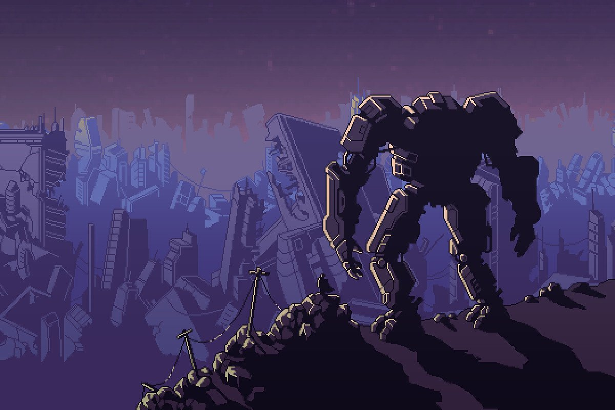 Into the Breach Archive Background