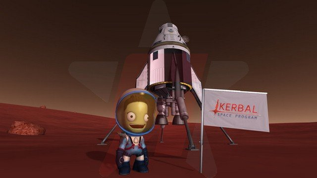Kerbal Space Program Making History Kerbal