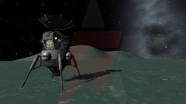 Kerbal Space Program Making History Lander