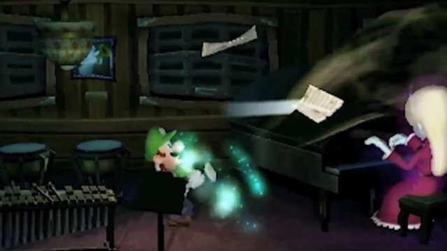 Luigi S Mansion 3ds : Luigi s mansion remake for ds announced at nintendo