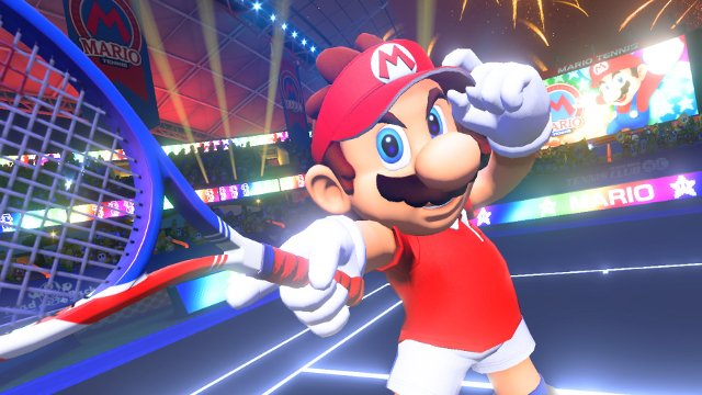 Mario Tennis Aces Leaked