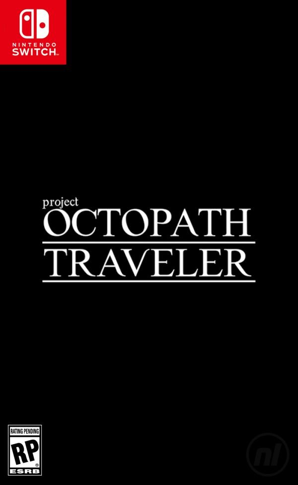 Box art - Octopath Traveler