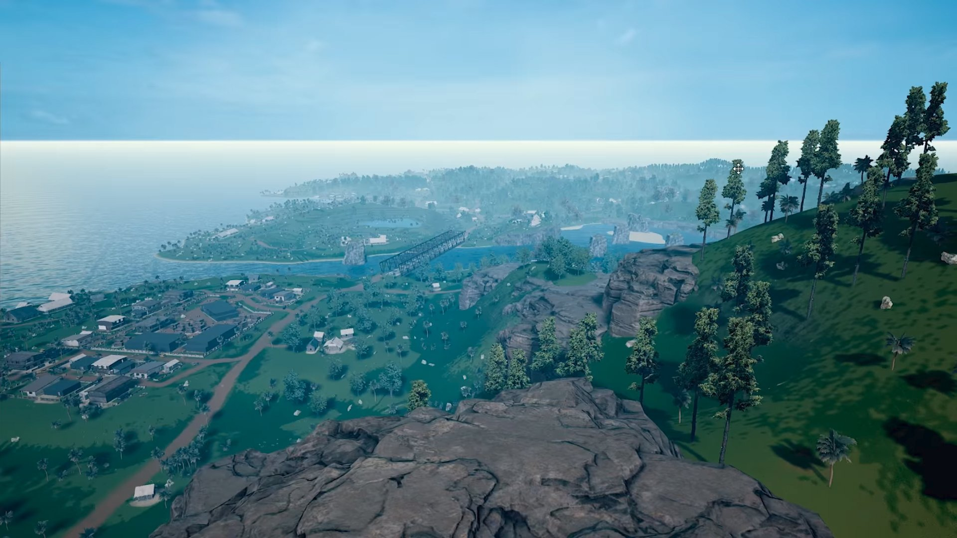 New Pubg 4x4km Tropical Map Shown At Gdc Gamerevolution