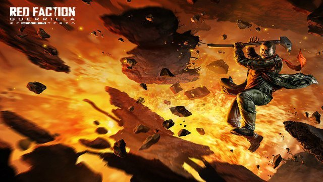 THQ Nordic Announces Red Faction Guerrilla Re-Mars-tered