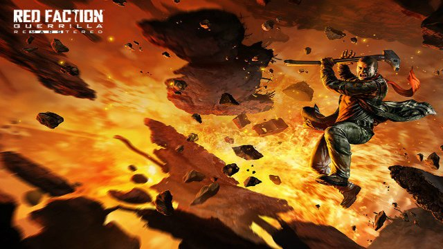 Red Faction Guerrilla Is Getting Re-Mars-tered