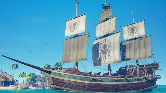 Sea of Thieves Founder Items and Pre-Order DLC: How to Get