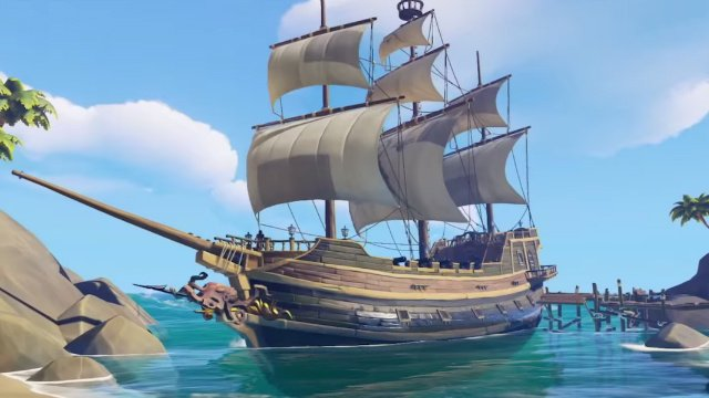 Sea of Thieves' Day One Patch Isn't What You Think It Is