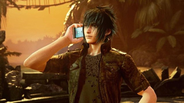 Final Fantasy 15's Noctis DLC In Tekken 7 Releases Soon