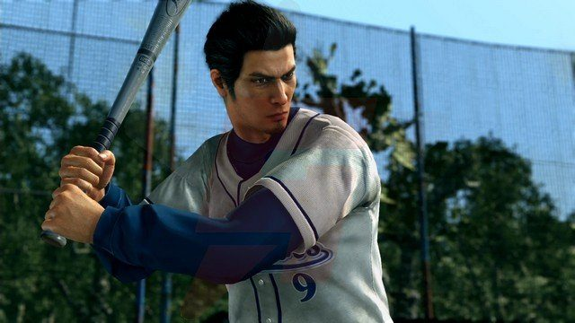 Yakuza 6 Kiryu Baseball Uniform