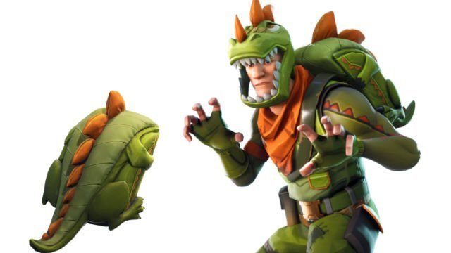 Fortnite Dinosaur Skin New Outfits And More Found In Game Files