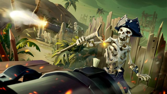Sea of Thieves Day One Patch