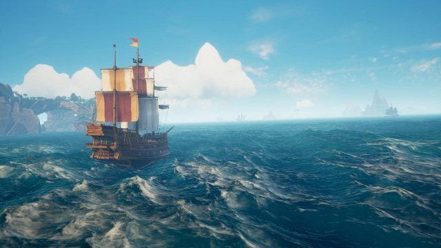 Sea of Thieves' Latest Patch Rebalances Weapons and Fixes Bugs