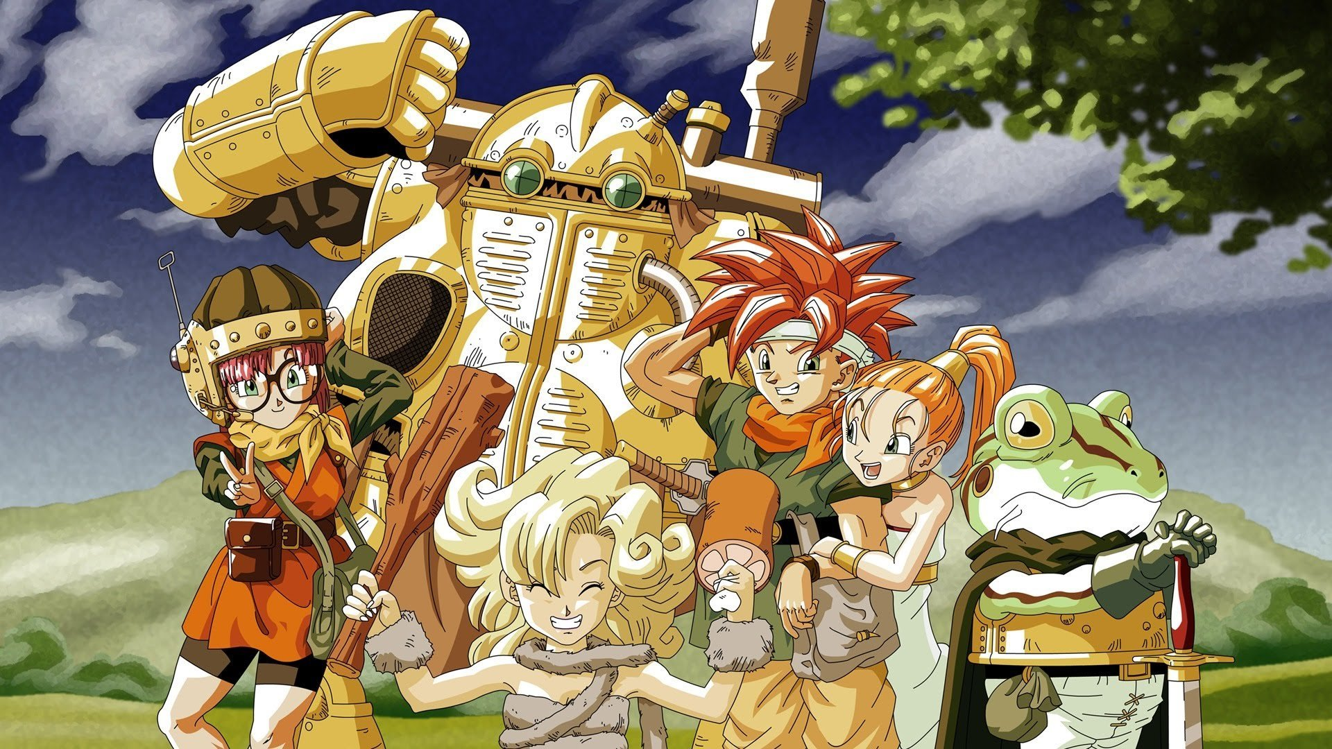 Chrono Trigger for PC to add original graphics option in April