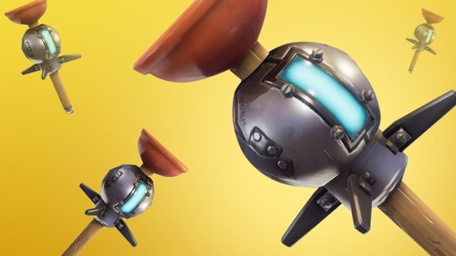 Fortnite 1 57 (3 6) Update Adds Clinger Item, Refund Function and