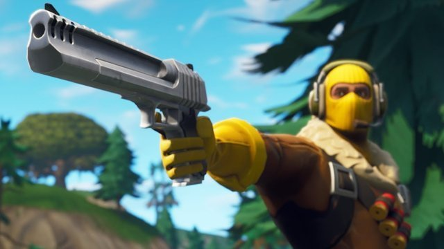Fortnite Impact Limited Time Mode Discovered in Datamine