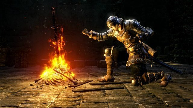 Dark Souls Remastered Review Bonfire