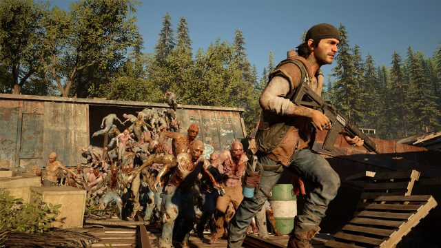 Days Gone First Hour