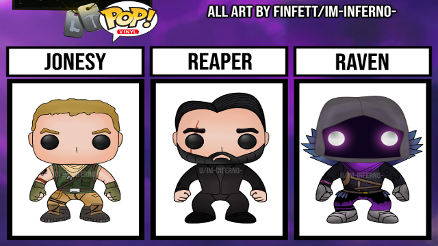 Fortnite Funko Pops Are What The People Want Gamerevolution