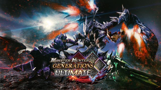 Monster Hunter Generations Ultimate Nintendo Switch