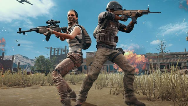 This Weekend S Pubg Event Mode Is War: PUBG Desert Knights War Mode: What Is The New Event Mode