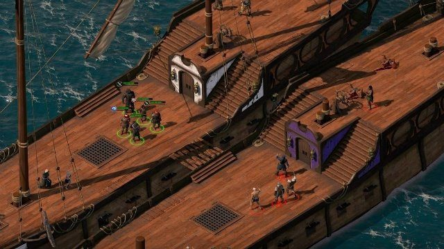 Pillars of Eternity 2 Review Ship Boarding