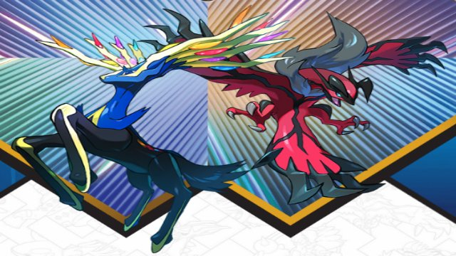 pokemon sun and moon offering generation 6 legendaries xerneas and