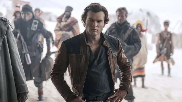'Solo: A Star Wars Story' Stumbles With $103 Million Holiday Opening