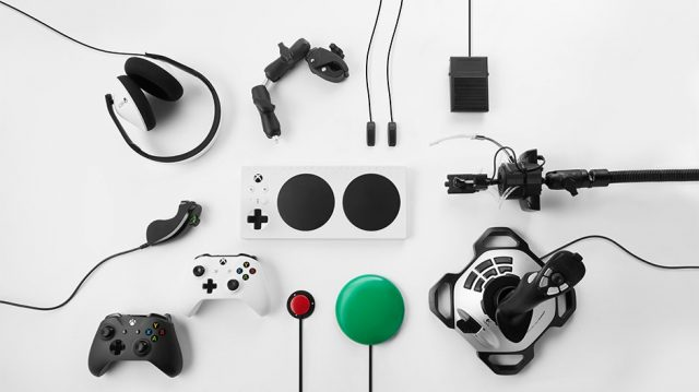 Microsoft Announces Xbox Adaptive Controller For Disabled Gamers