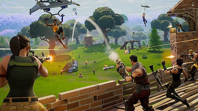 fortnite shopping cart adds an unlikely vehicle to battle royale - fortnite cart