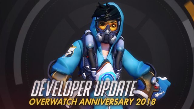 Overwatch Anniversary Event Includes Petra Deathmatch Map & First Free-For-All Competitive Season