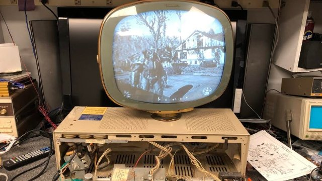 Fallout-Style TV