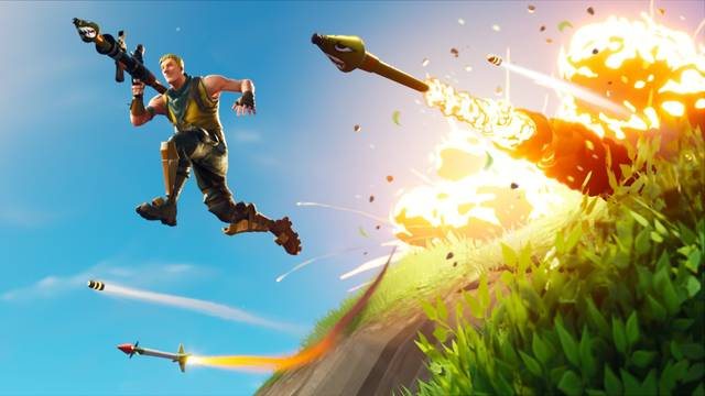 Fortnite Fly Explosives High Explosives Jetpack Mode Guide