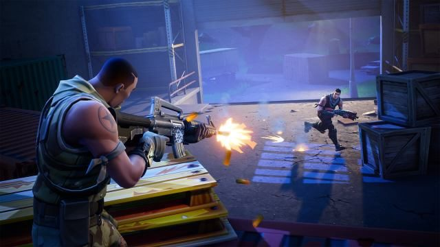 Fortnite v4.4 includes Stink Bombs - Patch Notes