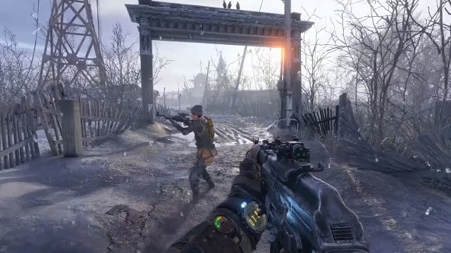 Metro Exodus Shines in New Gameplay Trailer