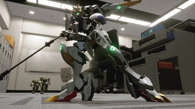 New Gundam Breaker Another Mobile Suit