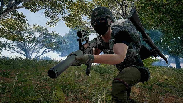 PUBG teases ballistic shield, and new snowy map coming soon