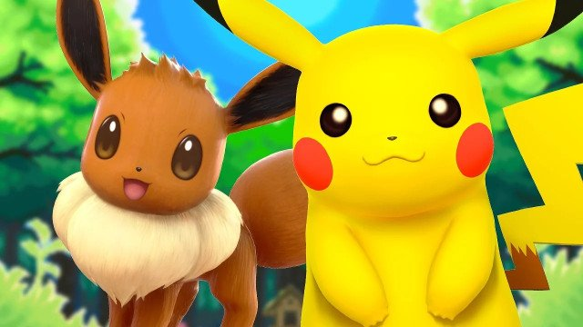 Pokemon Let's Go News release date story gameplay