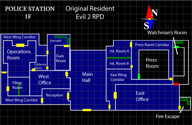 RE2-Original-RPD-First-Floor-Labeled