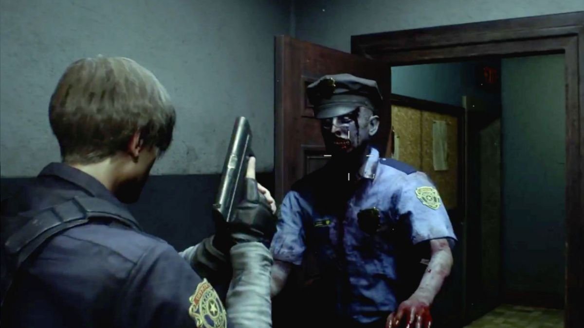 Resident Evil 2 Remake Ps4 Pro And Xbox One X Enhancements