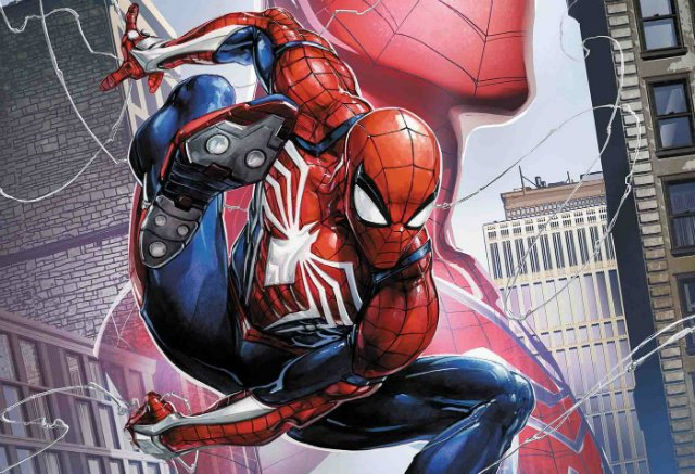 Spider-Man Insomniac PS4 Marvel Comics Spidergeddon 2