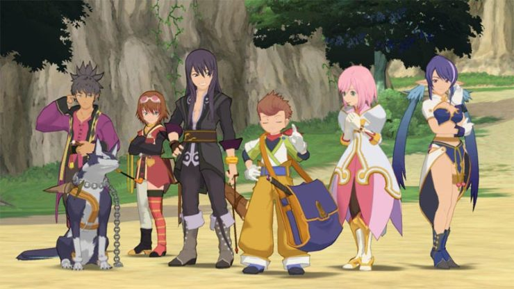 Tales of Vesperia Definitive Edition Announced at Microsoft Xbox E3 2018