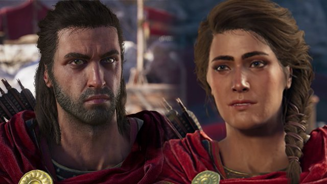 Assassins Creed Odyssey Greek Voice Actors