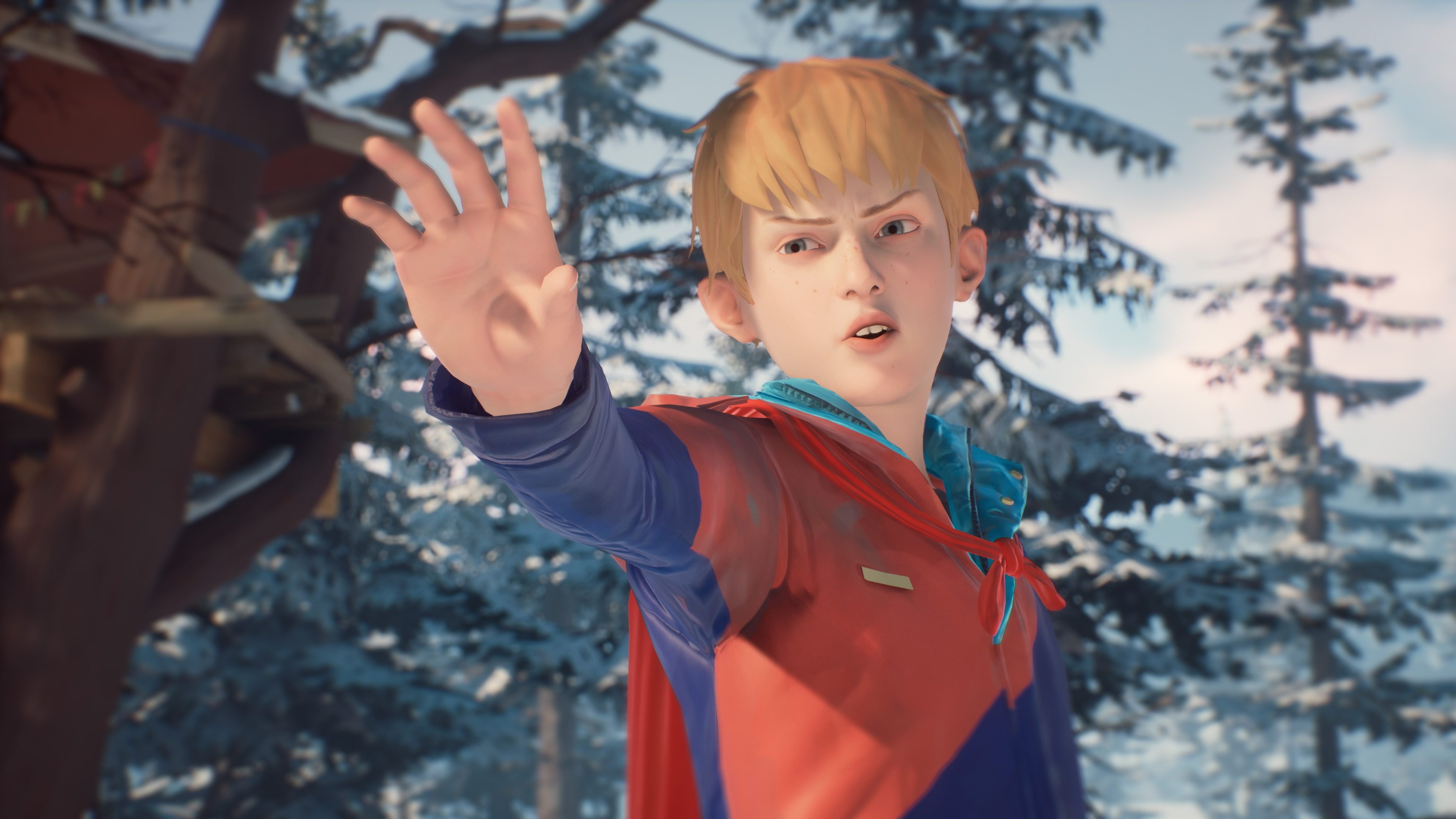Captain Spirit Phone PIN Unlock Code