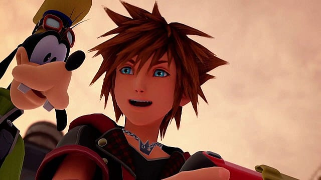 kingdom hearts 3 trailer song