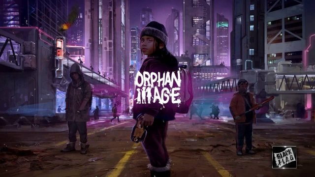 orphan age cyberpunk life sim gameplay video