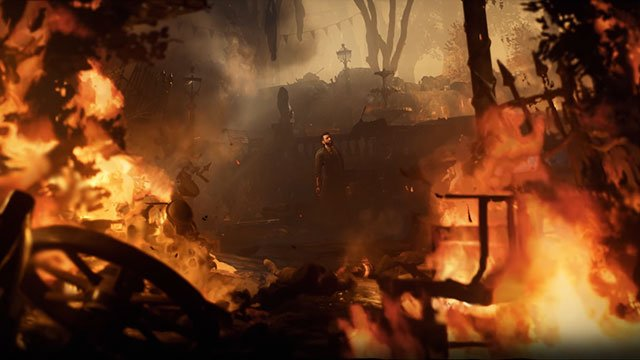 Vampyr Launch Trailer