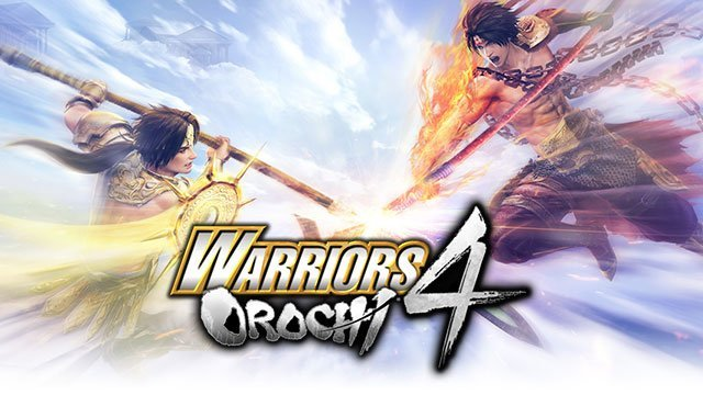 Warriors Orochi 4 Announced