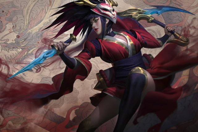 League of Legends - Why New Akali is Best Akali - Game
